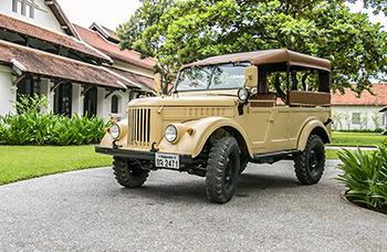 Koslov Luang Prabang