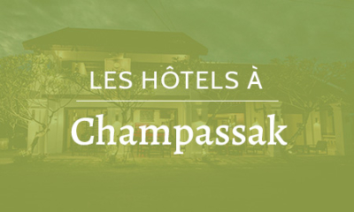 Hôtels à Champassak