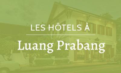 Hôtels à Luang Prabang