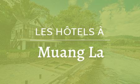 Hôtels à Muang La