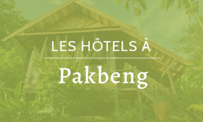 Hôtels à Pakbeng