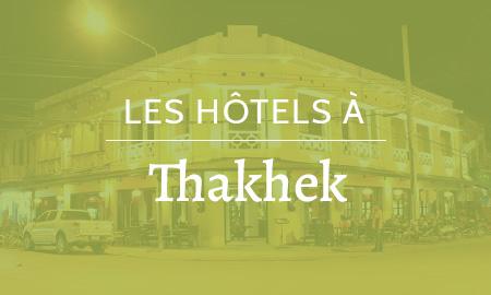 Hôtels à Thakhek
