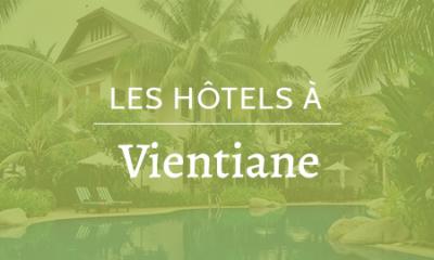 Hôtels à Vientiane