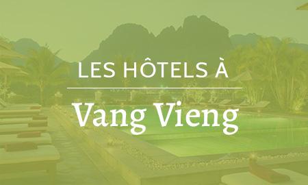 Hôtels à Vang Vieng