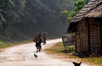Trek Laos