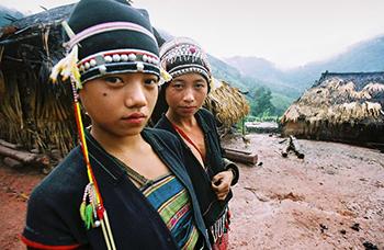 Minorités ethniques nord Laos