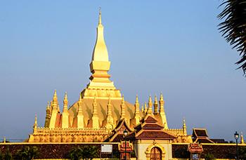 That Luang Vientiane