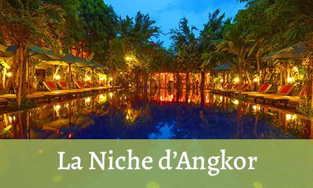La Niche d'Angkor