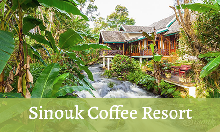 Sinouk Coffee Resort