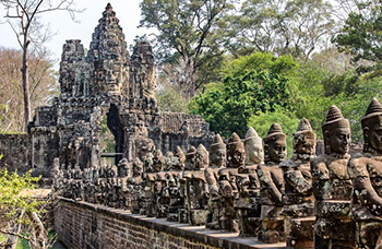 Temple d'Angkor