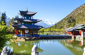 Vieille ville de Lijang