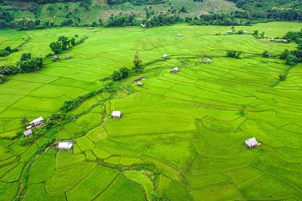 Circuit Le Laos du Nord au Sud