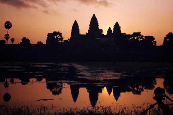 Circuit Sur la route des Temples d'Angkor