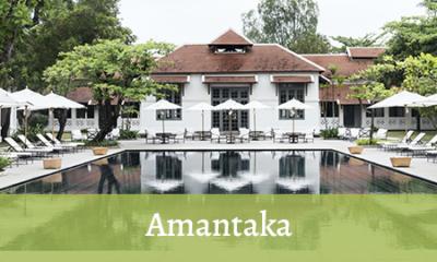 Amantaka Hotel à Luang Prabang