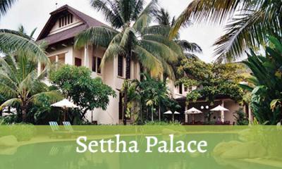 Hôtel Settha Palace à Vientiane