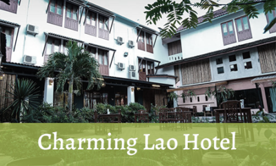Charming Lao Hotel