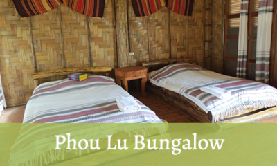 Phou Lu Bungalow