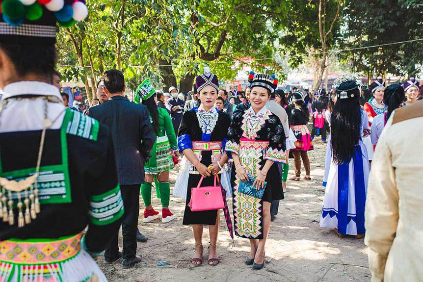 Nouvel an Hmong