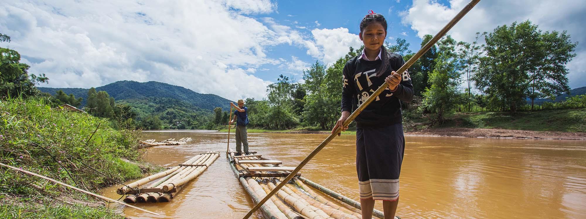 Circuit Luang Prabang et la boucle du Nord Laos