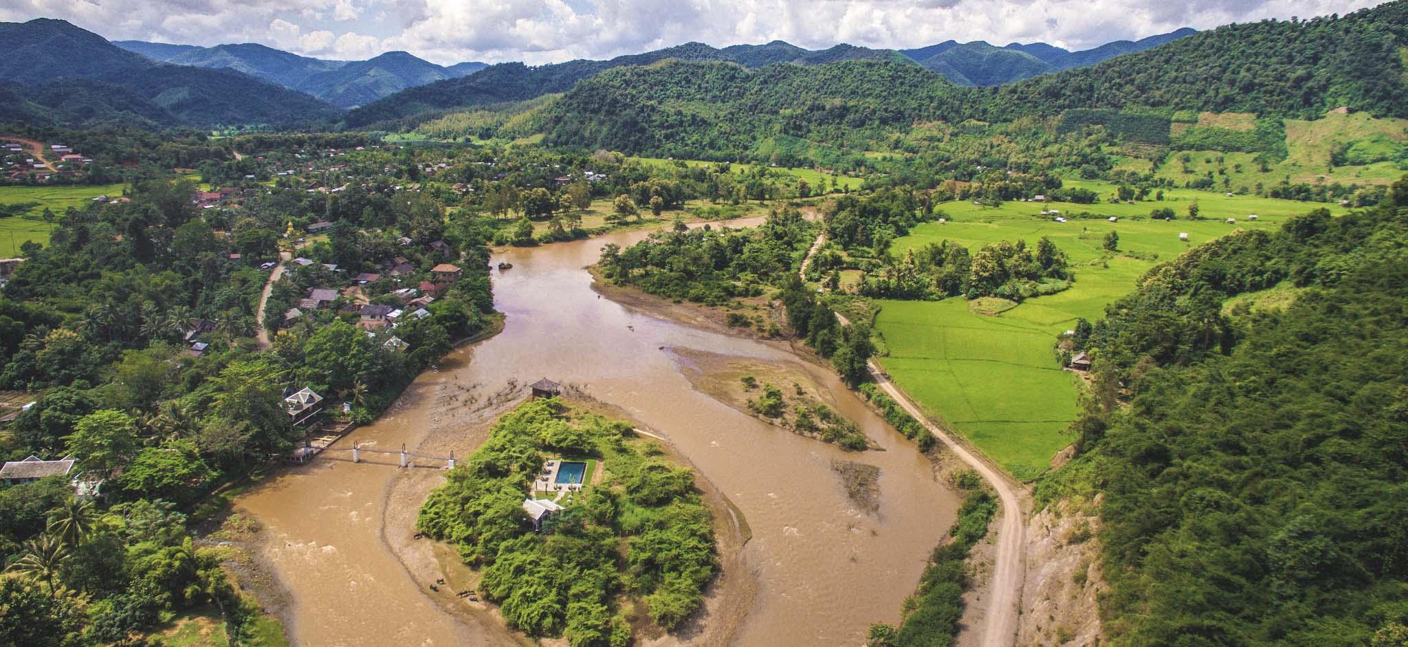 Circuit Luang Prabang Charme et authenticité du Nord Laos