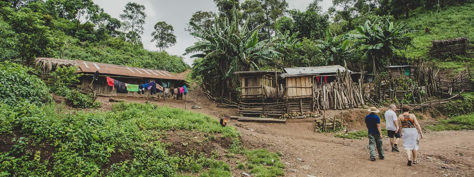 Circuit Peuple des hautes vallées du Laos