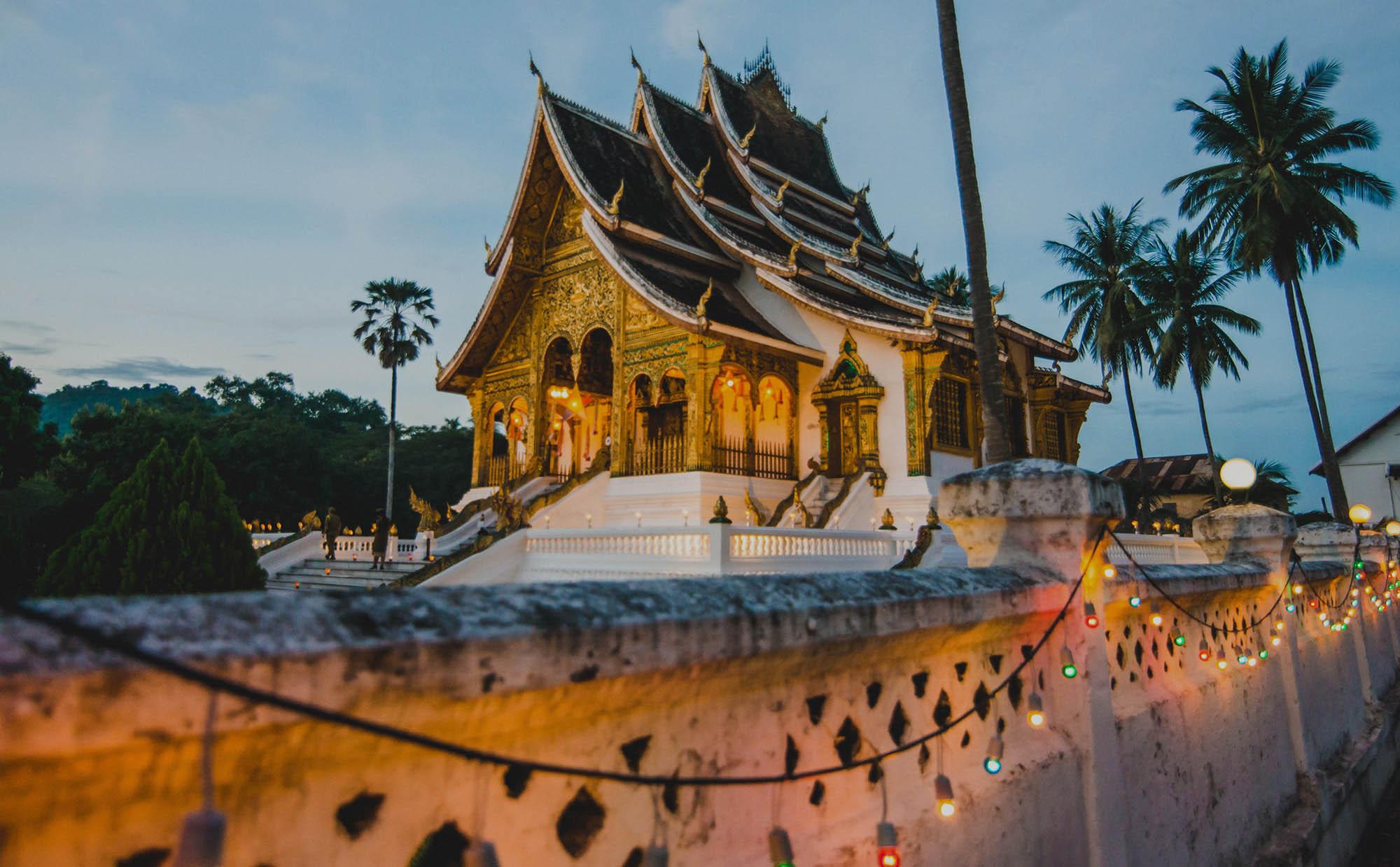 Voyage au Laos à Luang Prabang