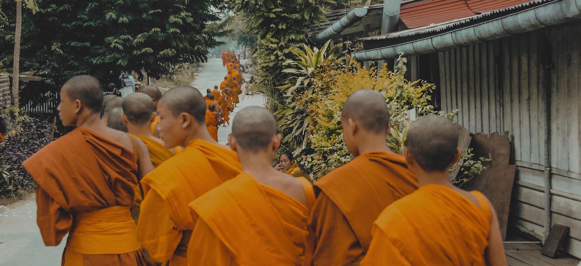 Circuit Luang Prabang version zen et campagne