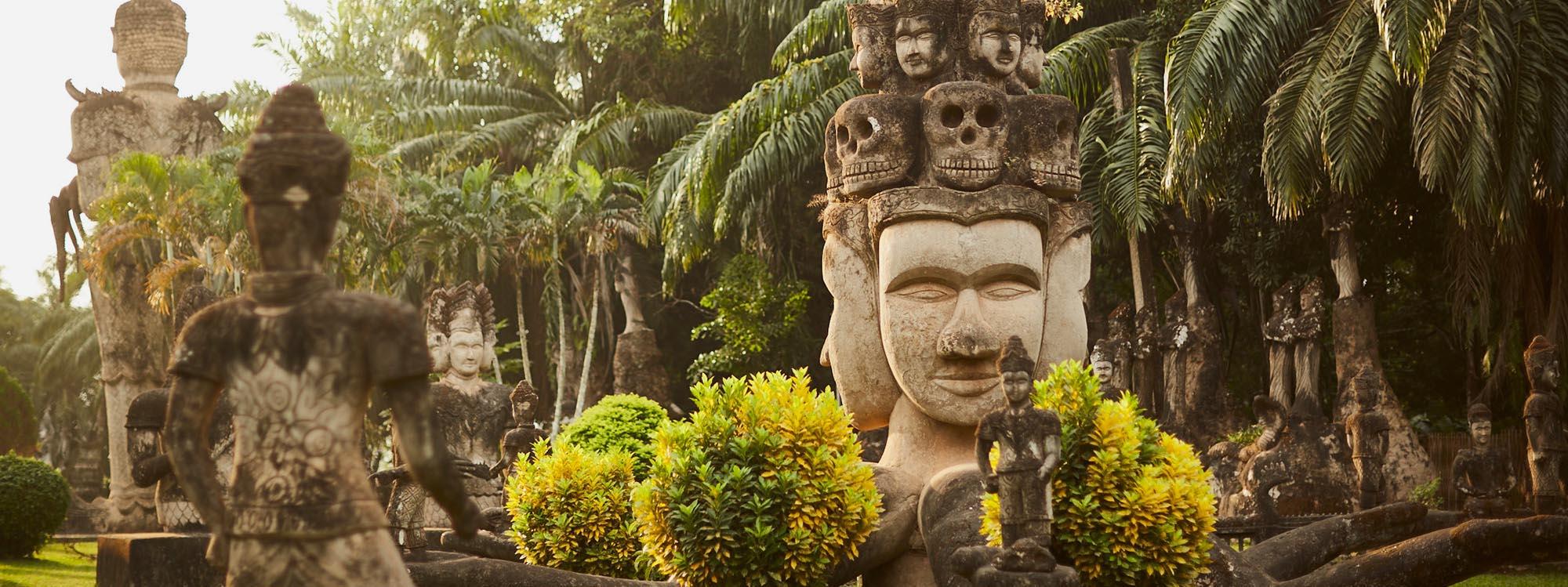 Circuit Du Sud à Vientiane par la route