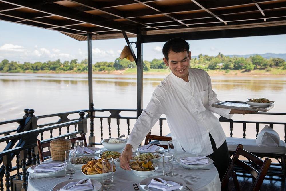 Vat Phou Cruises Champassak