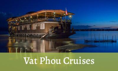 Vat Phou Cruises