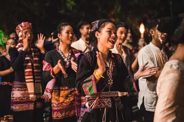 Dance lao