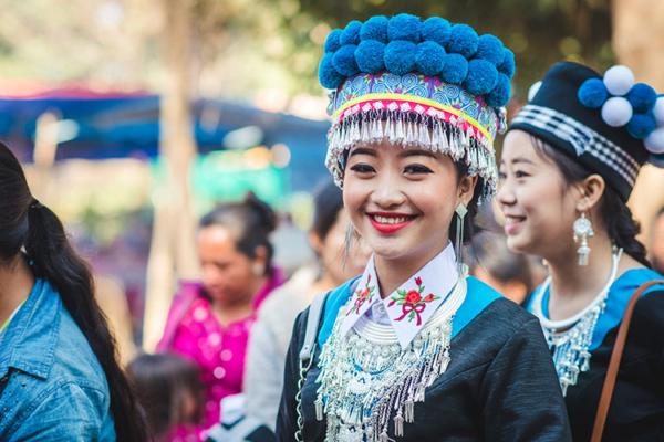 Femme Hmong