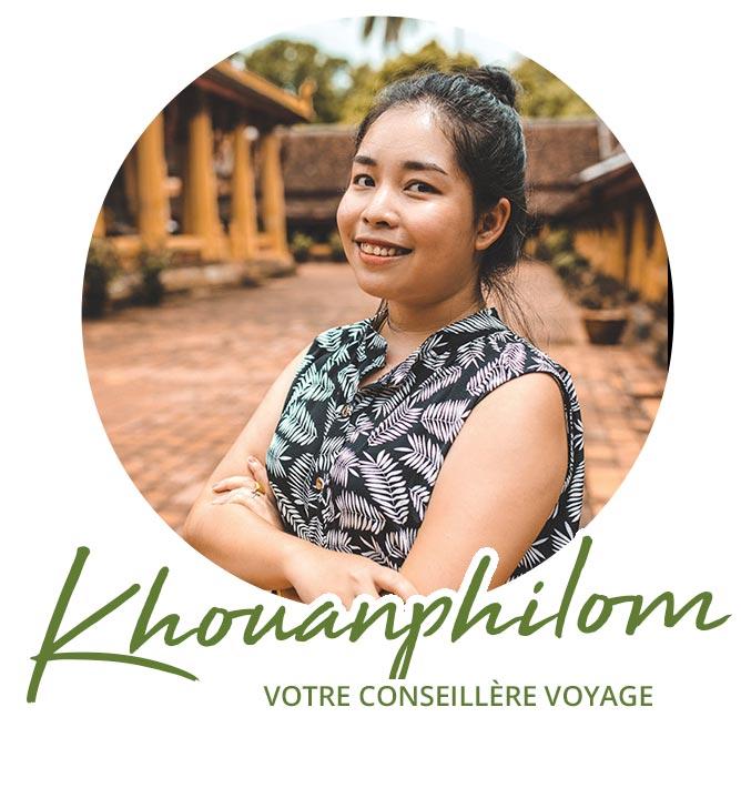 Khouanphilom votre conseillère voyage