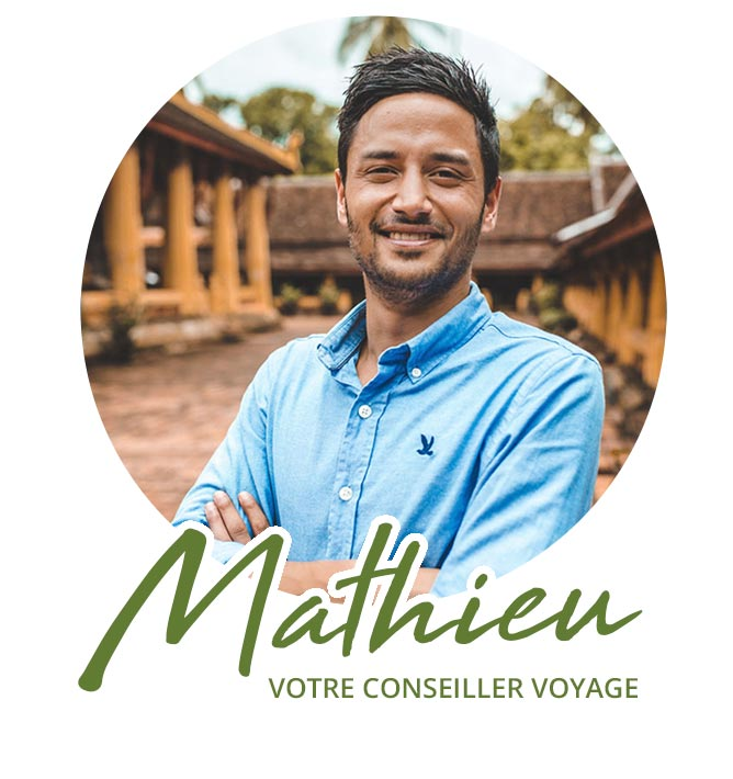 Mathieu votre conseiller voyage