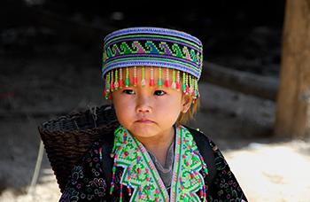 Ethnie nord Laos