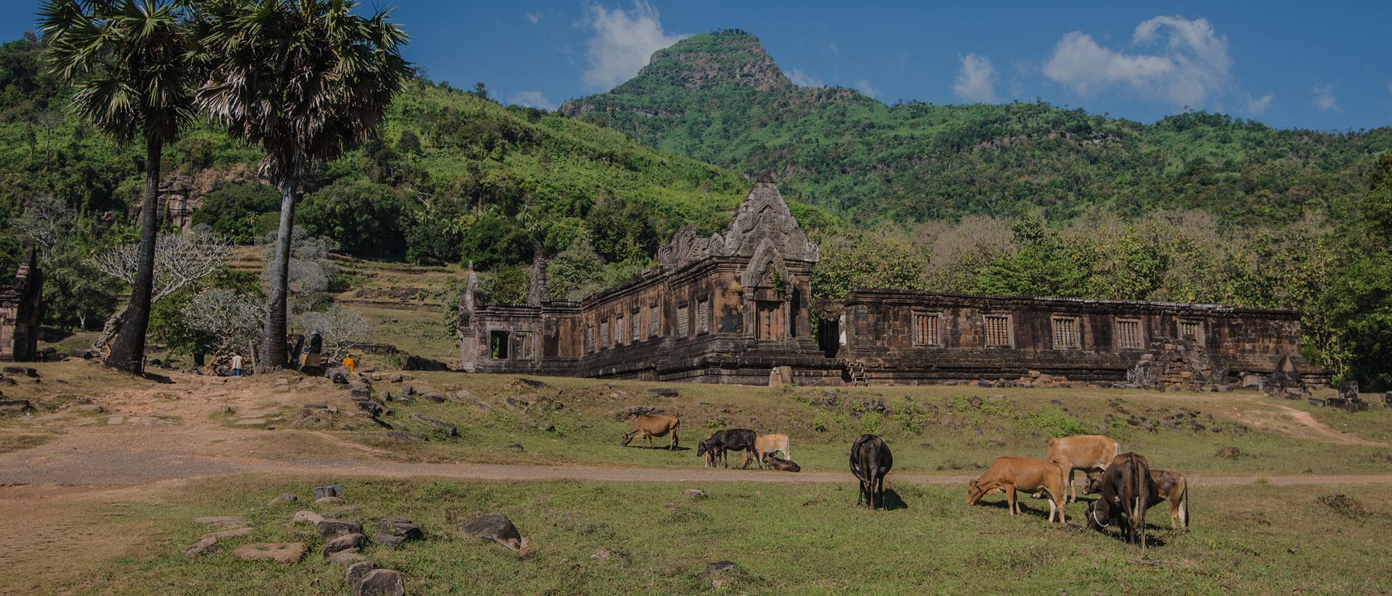 Cicuit Laos Cambodge