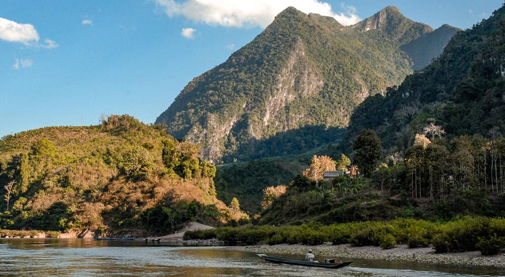 Les grottes de Pak Ou en croisière sur le Mékong