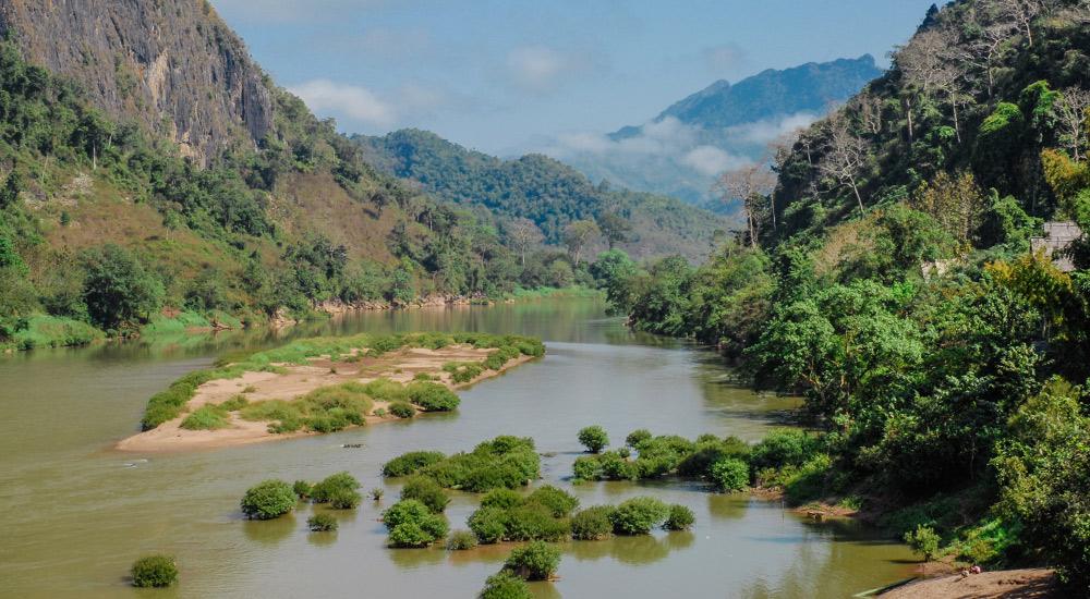 Croisière sur la Nam ou depuis Muang Khua